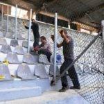 Ankara 19 Mayıs Stadyumu'nda Yıkım İşlemlerine Başlandı