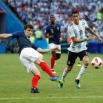 2018 Dünya Kupası'nın En Güzel Golü, Pavard'ın Golü Seçildi