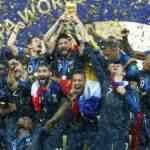 2018 Dünya Kupası Sona Erdi: Dünya Şampiyonu Fransa Oldu