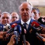 Muharrem İnce'den Kılıçdaroğlu'na: Onursal Genel Başkan Olun
