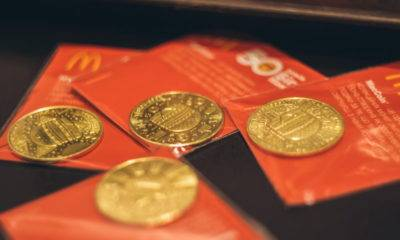 McDonald's MacCoin Kripto Para