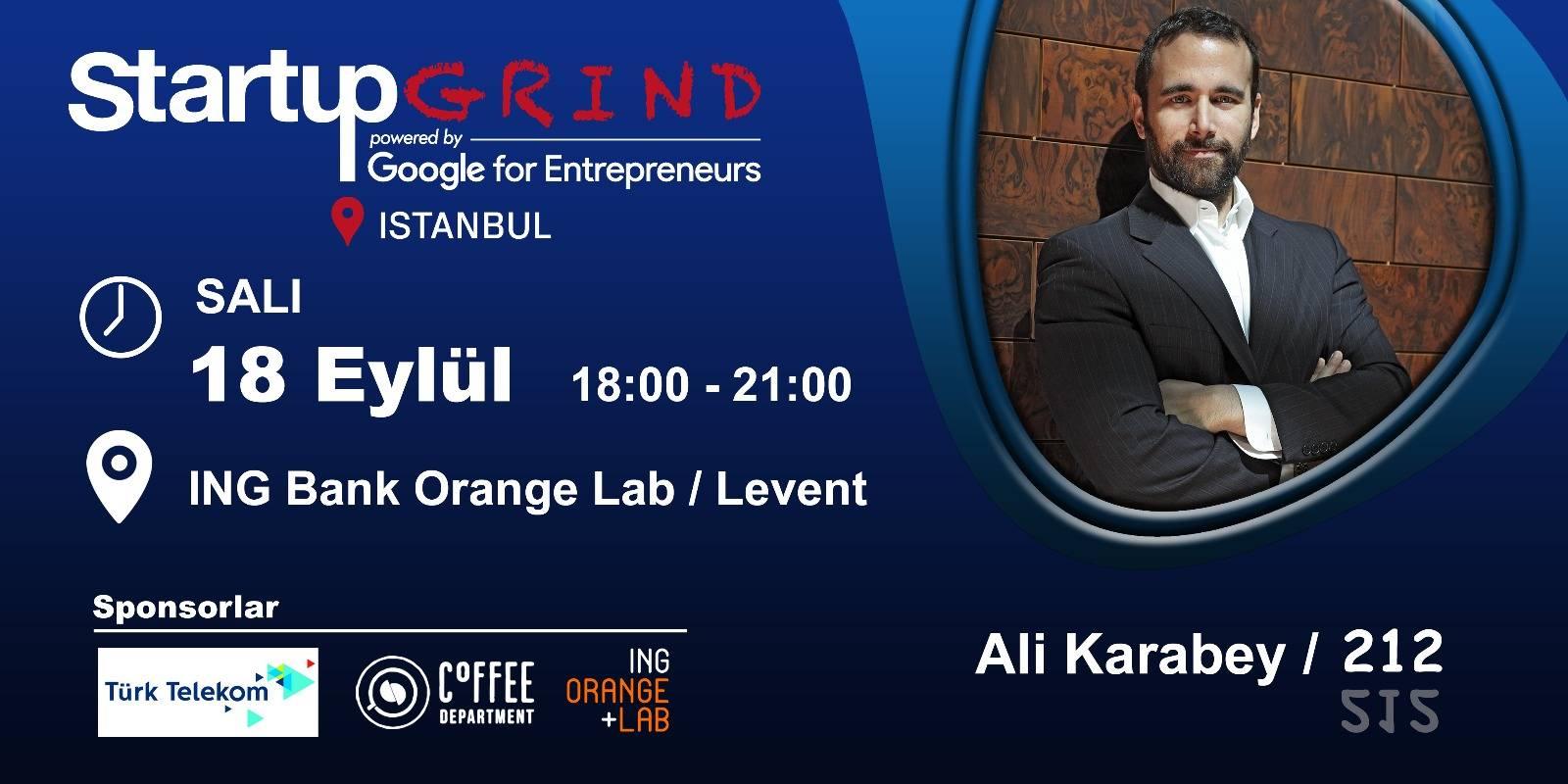 Startup Grind İstanbul Chapter, Yeni Sezon Etkinliklerine
