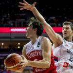 A Milli Basketbol Takımımız Slovenya'ya Konuk Oluyor