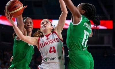 A Milli Kadın Basketbol