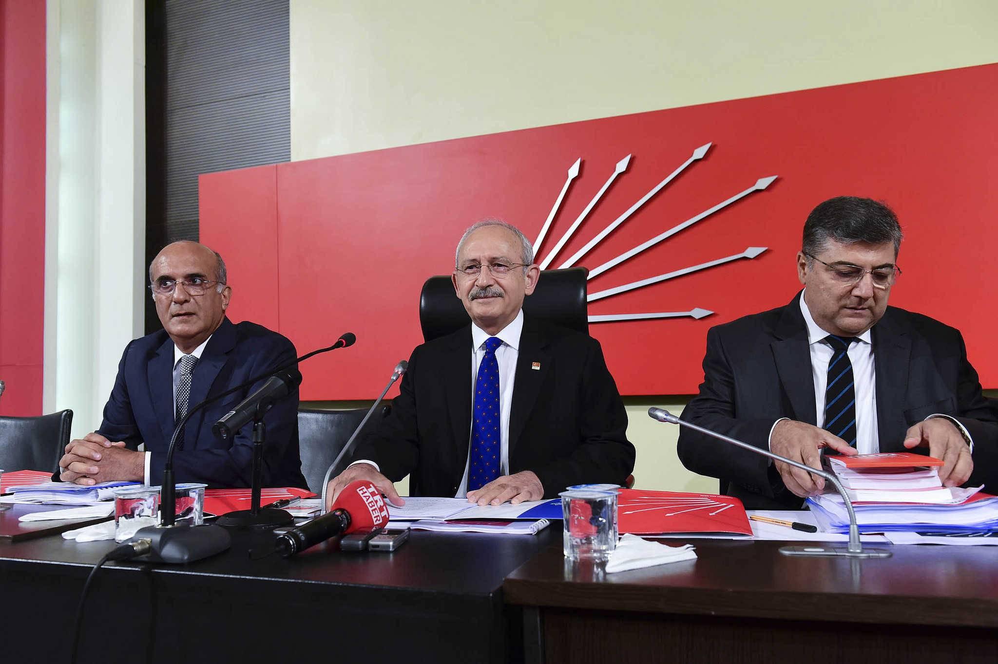 CHP yerel seçim için 212 adayını açıkladı