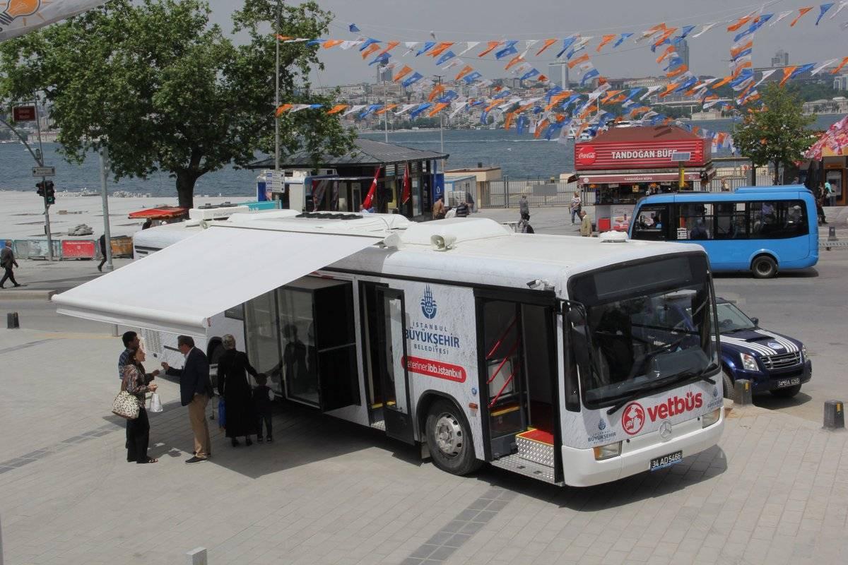 İBBden İstanbul kokuları