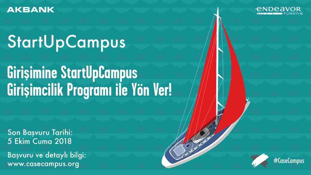 akbank startupcampus
