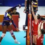 Dünya Voleybol Şampiyonası: Türkiye 0 – İtalya 3