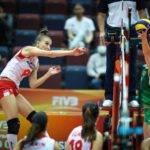 Dünya Voleybol Şampiyonası: Türkiye 3 – Azerbaycan 1