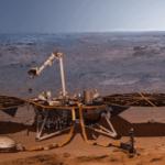 NASA'nın Uzay Aracı InSight Mars'a Başarıyla İniş Yaptı