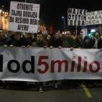 Sırbistan'da Vucic Karşıtı Gösteriler Sürüyor: 5 Milyondan Yalnızca Biri