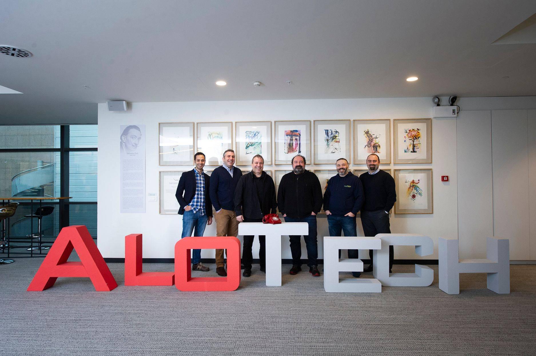 AloTech nevzat aydın
