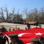 26 Mart Balkan Şehitlerini Anma Günü: Edirne'de Tören Düzenlendi