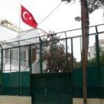 Türkiye'nin Selanik Başkonsolosluğu'na Saldırı Düzenlendi