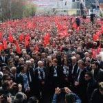 Akşener ve Kılıçdaroğlu, Bursa'da Ortak Miting Gerçekleştirdi