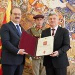 TİKA Başkanı Serdar Çam'a Liyakat Nişanı Takdim Edildi