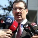 AK Parti, İstanbul İçin Olağanüstü İtiraz Dilekçesini YSK'ya Sundu