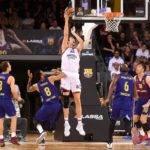 Anadolu Efes'ten Barcelona'da Muhteşem Performans: 102 – 68