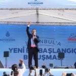 İstanbul'a Yeni Bir Başlangıç: İmamoğlu, İstanbullulara Seslendi