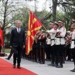 Bakan Akar, Kuzey Makedonya'daki Resmi Temaslarını Tamamladı