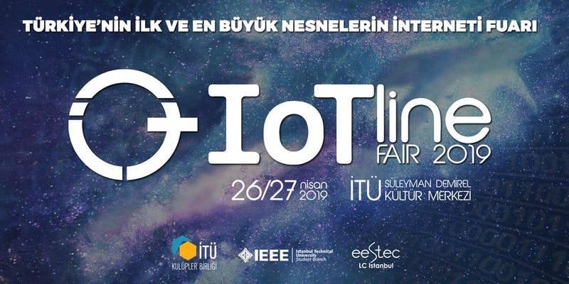 nesnelerin interneti iot line fair 2019