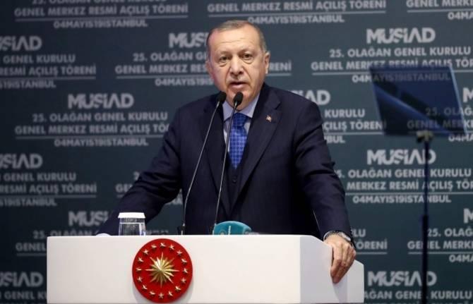 erdoğan müsiad açıklama