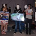 Hayvan Özgürlüğü Aktivistlerinden 'Atlı Faytonlar Kaldırılsın' Eylemi