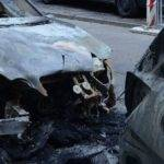 Selanik'te Görevli Türk Diplomatların Araçları Kundaklandı