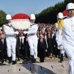 CHP 96 Yaşında: Kemal Kılıçdaroğlu Anıtkabir'i Ziyaret Etti