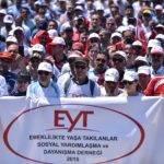 EYT'liler Meydanda: Emeklilikte Yaşa Takılanlar Ankara'da Buluştu