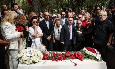tarık akan 3. ölüm yıl dönümü anması