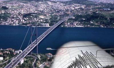 kandilli rasathanesi istanbul'da Naci görür 7.5'lik deprem