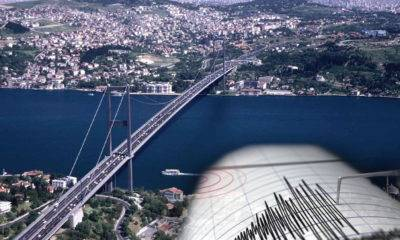 kandilli rasathanesi istanbul'da 7.5'lik deprem
