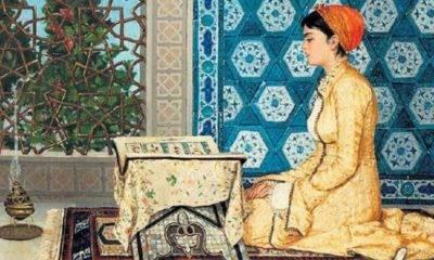 osman hamdi bey kuran okuyan kız
