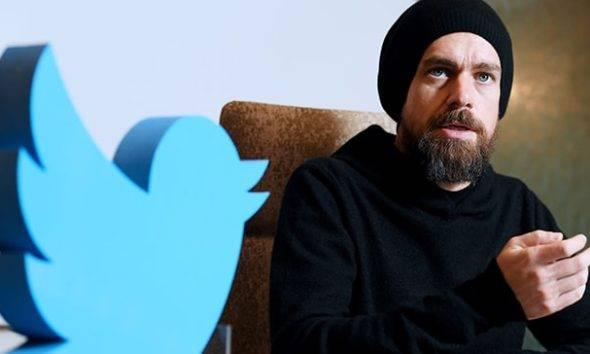 Twitter'ın CEO'su Jack Dorsey'in