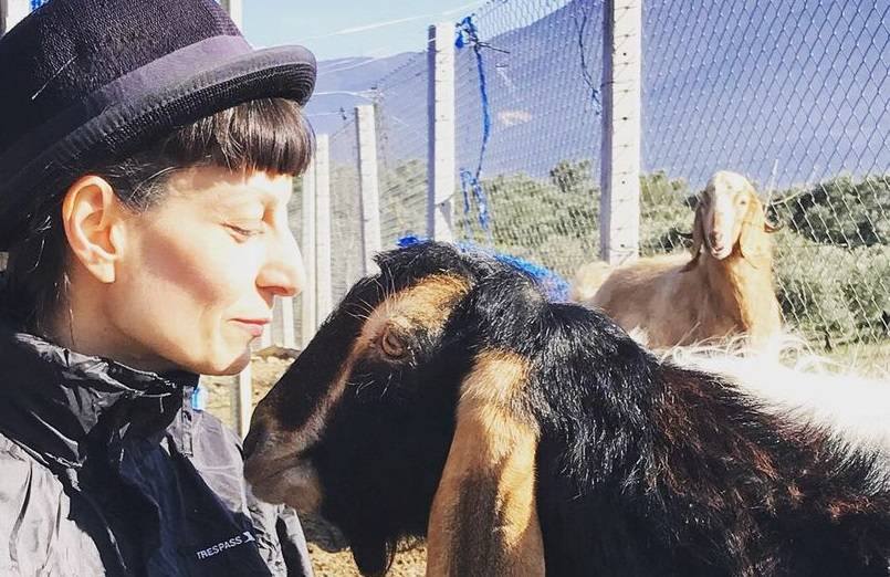 zülal kalkandelen veganizm hayvan özgürlüğü