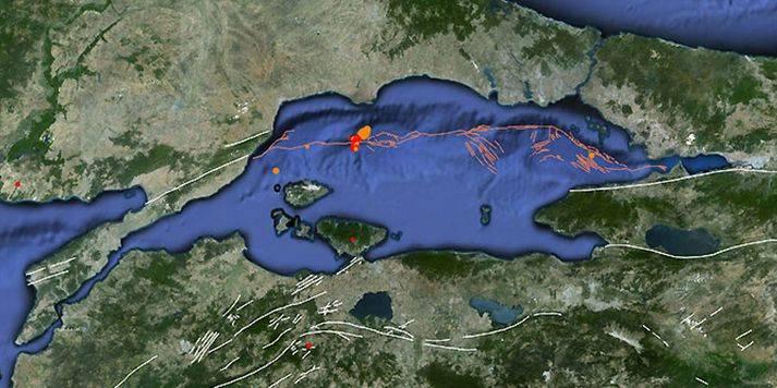 naci görür istanbul deprem