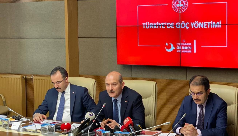 süşleyman soylu türkiyede göç yönetimi