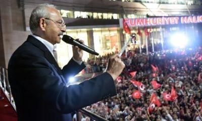 Kemal Kılıçdaroğlu Libya yeni MYK