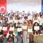 Sanatla Birleşen Kültürler Projesinin Finali Gerçekleştirildi
