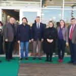 Gastronomi Zirvesi Koordinatörü'nden Başkan Gerenli'ye Ziyaret