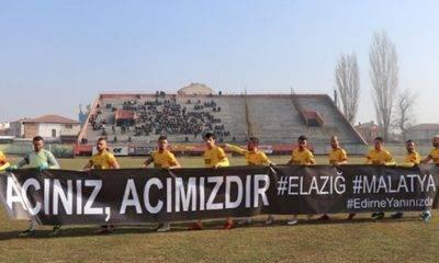 trakya takımlarının bal ligi amatör edirnespor