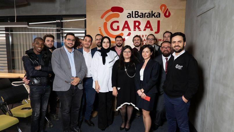 albaraka garaj 2020 startup