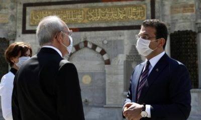 kılıçdaroğlu kaftancıoğlu imamoğlu sultanahmet
