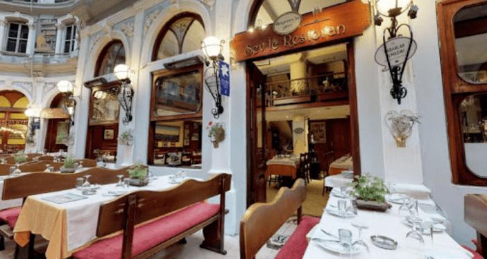 Sev İç Restoran Yaşar Aydındoğan