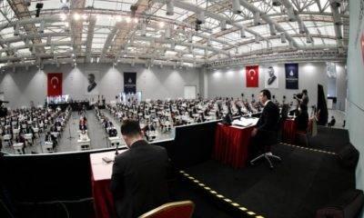 İBB olağanüstü meclis toplantısı
