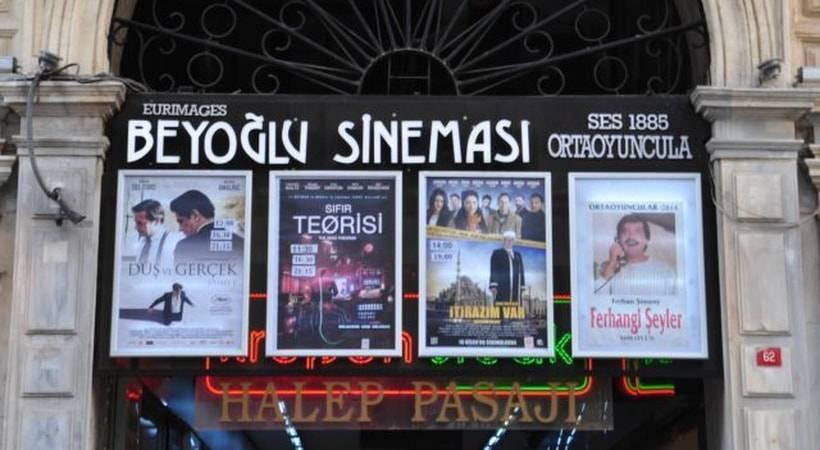 Beyoğlu Sineması #Sayenizde