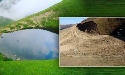dipsiz göl