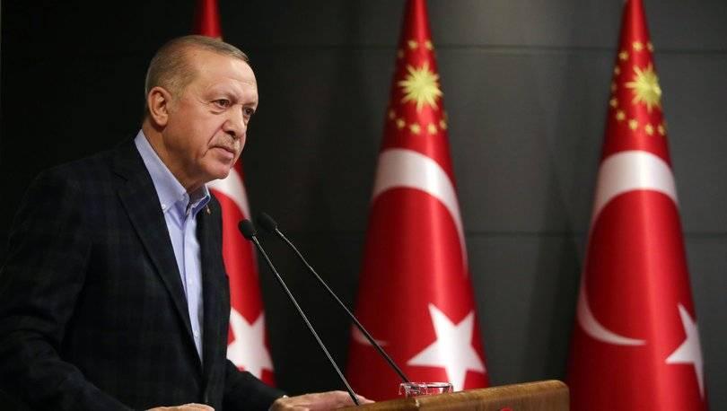 kısa çalışma ödeneği cumhurbaşkanı erdoğan