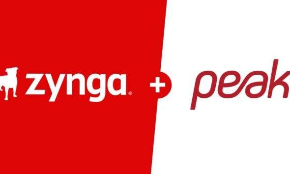 peak zynga startup unicorn games